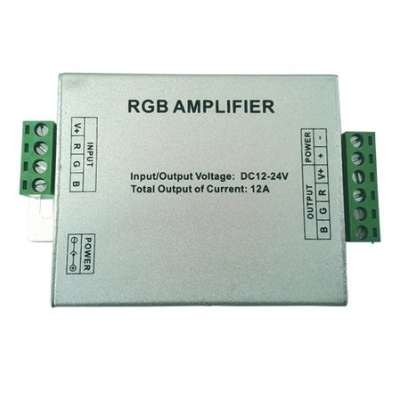 Amplifier for 5050 RGB LED Strip
