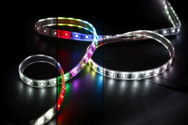 LED Strip RGB SMD5050 non waterproof 60leds/mt - 1 roll