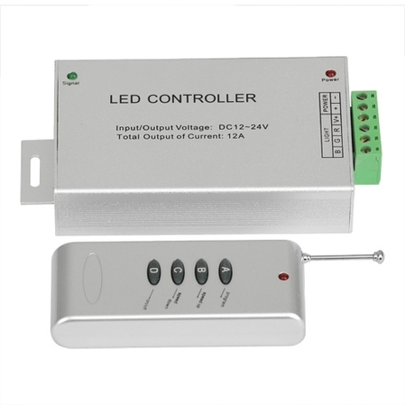 Remote control for RGB LED strip 4but.