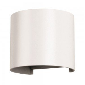 6W VT-756 6W-WALL LAMP WITH BRIDGELUX CHIP COLORCODE:4000K WHITE ROUND