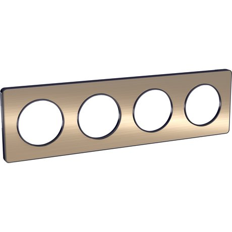 4G Outer Plate Bronze