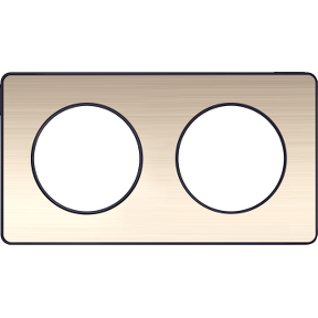 2G Outer Plate Bronze