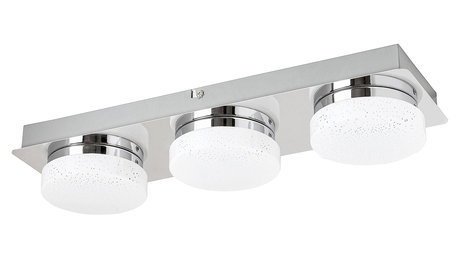 МЕТАЛЕН СПОТ, CHROME, RABALUX, HILARY, LED 15W, 4000K, 1200LM, 5663