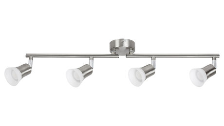 МЕТАЛЕН СПОТ, SATIN CHROME, RABALUX, LED 16W, 3000K, 1400LM, 5630