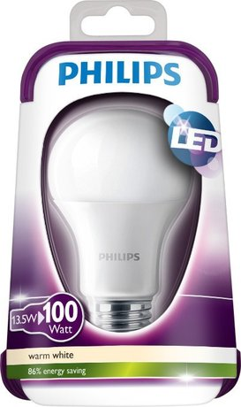 PHILIPS CorePro LEDbulb ND 12.5-100W A60 E27 840 4000K
