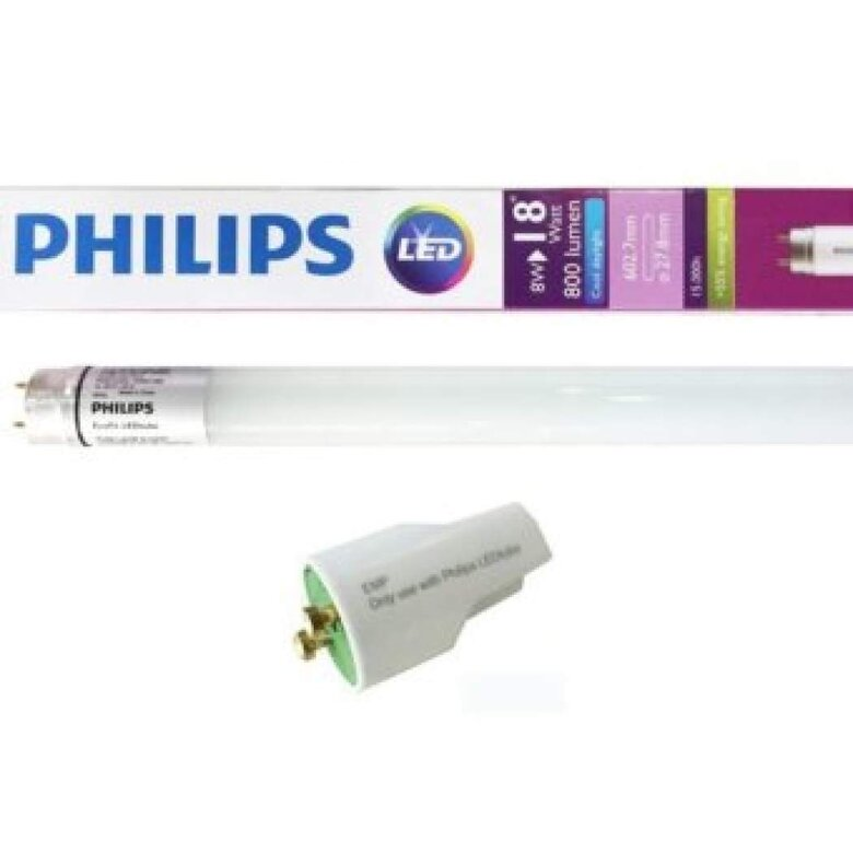 LED Пура 16W 1200mm Ecofit Philps